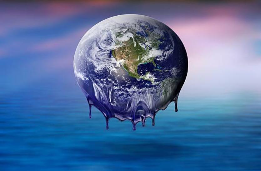चेतावनी: ग्लोबल वार्मिंग का खतरा, 2025 तक बढ़ सकता है 1.5 डिग्री वैश्विक तापमान