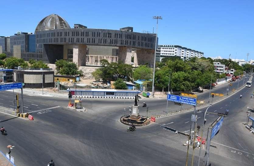 तमिलनाडु में बढ़ा लॉकडाउन, सात जून की सुबह छह बजे तक जारी रहेंगे प्रतिबंध