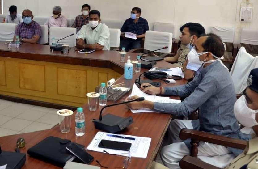 राज्यमंत्री: संक्रमितों के इलाज के लिए भरतपुर की राज्यस्तर पर सराहना