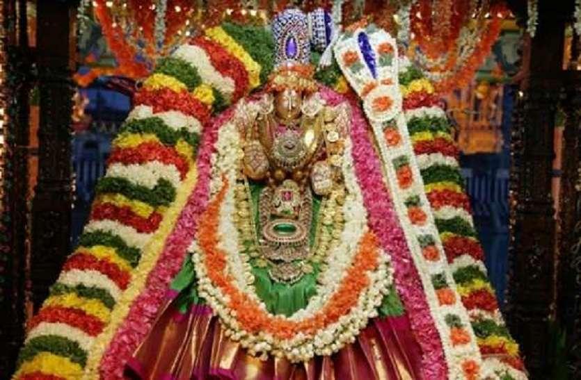 Lord Padmavati Mandir In Tiruchura