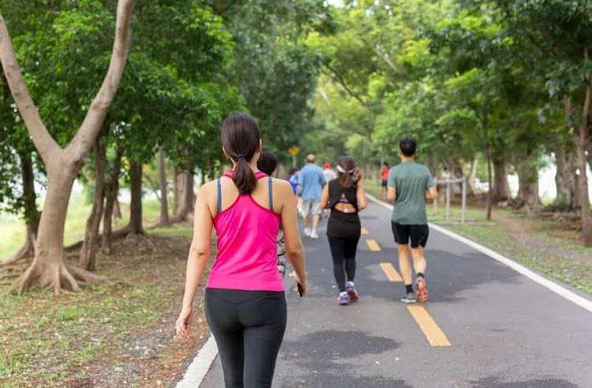 Best Walking by Running :- रनिंग से बेस्ट है वॉकिंग, शरीर के लिए भी फायदेमंद