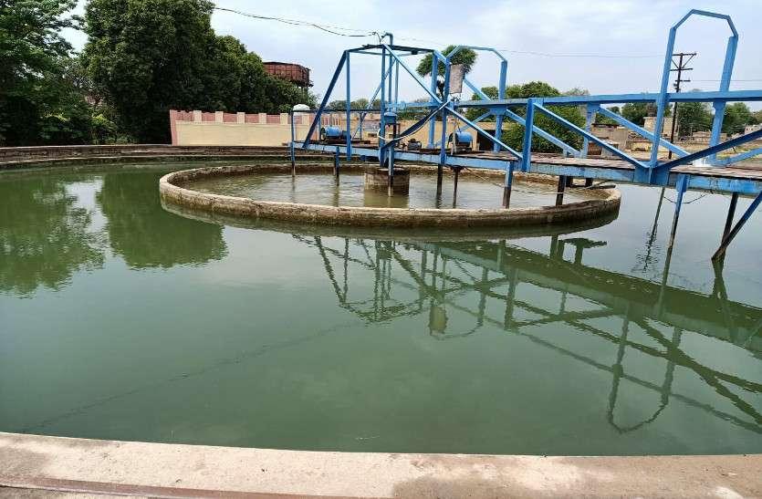 गर्मी बढऩे के साथ शहर में पानी की खपत बढकऱ 50 हजार किलोलीटर प्रतिदिन हुई