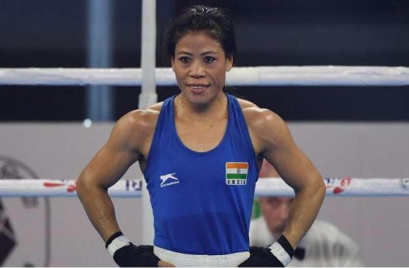 एशियाई मुुक्केबाजी : मैरी कॉम, पंघल सहित 7 भारतीय मुक्केबाज स्वर्ण पदक मुकाबले में उतरेंगे