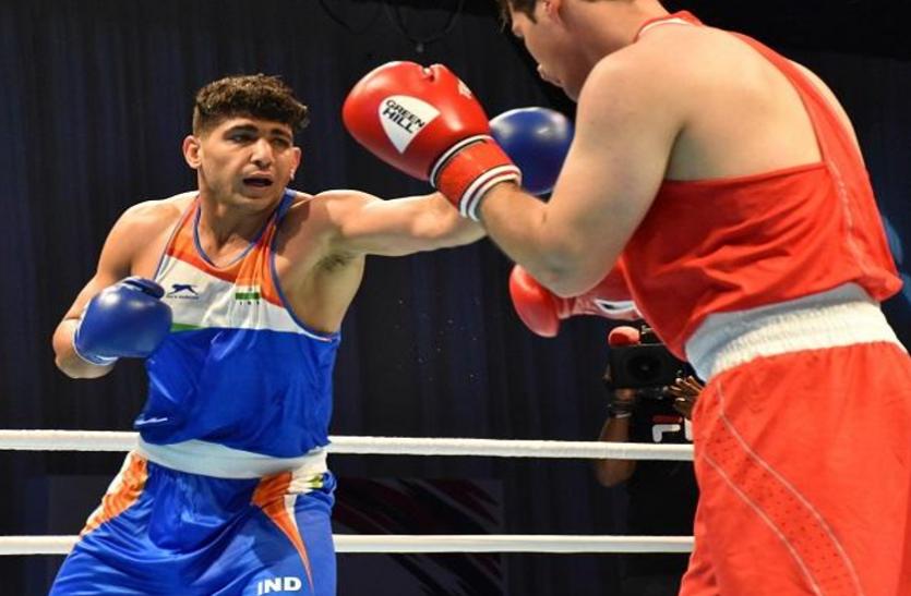 एशियाई चैंपियनशिप: भारत के मुक्केबाजों का दबदबा, पंघल और थापा के बाद संजीत भी फाइनल में पहुंचे