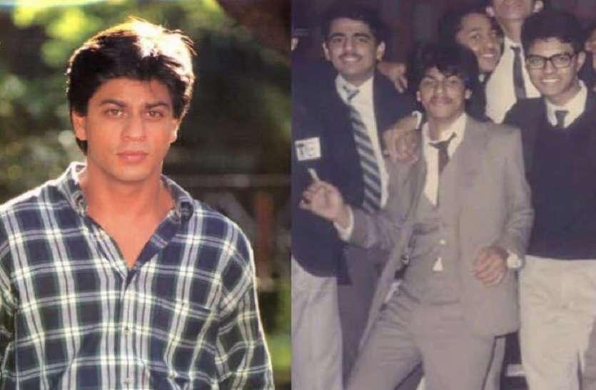 'मेल गाड़ी' कहकर पुकारते थे बचपन में शाहरुख के दोस्त, स्कूल में करते थे मिरगी का दौरा पड़ने की एक्टिंग