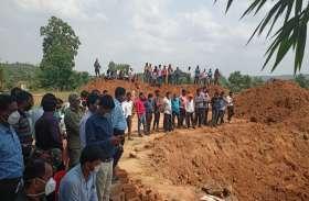 कुएं में दबे 2 श्रमिकों का शव निकालने चल रहा बड़ा रेस्क्यू, देखें Video