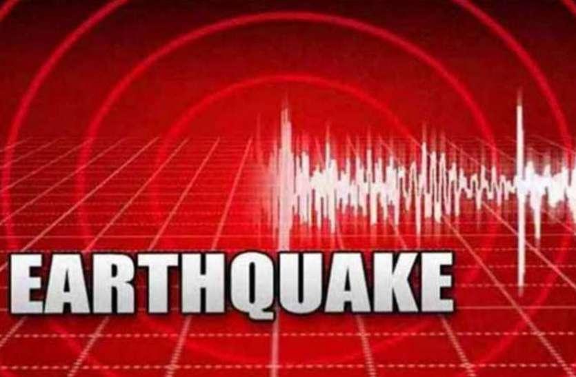 इंडोनेशिया में भूकंप के जोरदार झटके, रिक्टर पैमाने पर 6.0 मापी गई तीव्रता