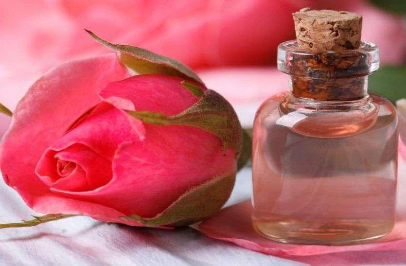 Rose Water Benefits: चेहरे की चमक बरकरार रखता है गुलाब जल, जानिए इसके फायदे