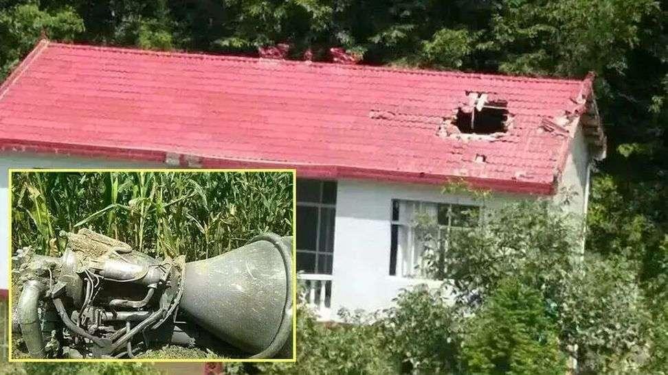 अंतरिक्ष यान से घर हुआ क्षतिग्रस्त तो कौन देगा मुआवजा?