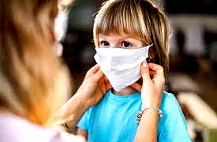 Children wearing masks :- बच्चों को मास्क पहनने के लिए इस तरह करें तैयार, नहीं करेंगे फिर आनाकानी