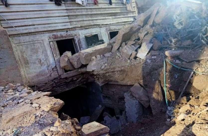 काशी विश्वनाथ कॉरिडोर परिसर में जर्जर भवन के गिरने से दो मजदूरों की मौत, पीएम मोदी ने जताया शोक