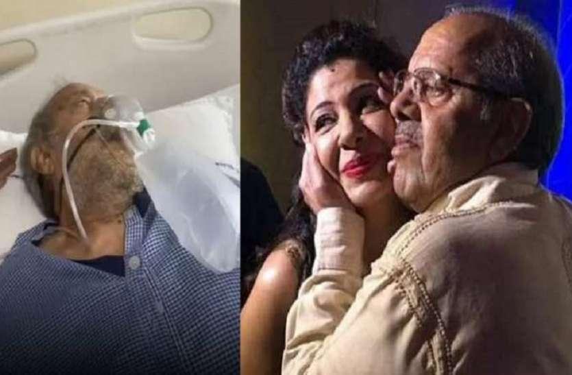 पिता की मौत के बाद संभावना सेठ ने अस्पताल को भेजा नोटिस