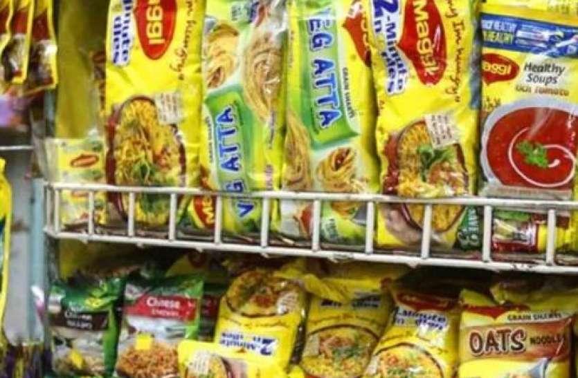 रिपोर्टः सुरक्षित नहीं आपकी Maggi, खुद Nestle ने माना 60 फीसदी प्रोडक्ट अनहेल्दी