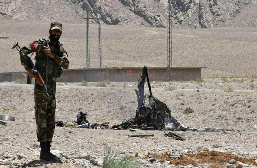 पाकिस्तान:बलूचिस्तान में सेना की चौकी पर आतंकी हमला, 4 सैनिकों की मौत, 8 घायल