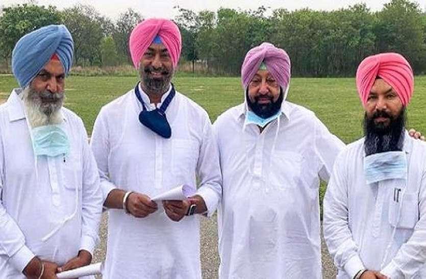 दिल्ली में पेशी से पहले कैप्टन का बड़ा दांव, सुखपाल सिंह खेरा समेत कांग्रेस में शामिल हुए AAP के दो विधायक