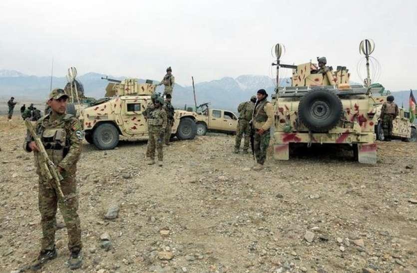 अफगानिस्तान: सुरक्षाबलों ने आतंकियों पर की बड़ी कार्रवाई, 100 से अधिक तालिबानी आतंकी मारे गए