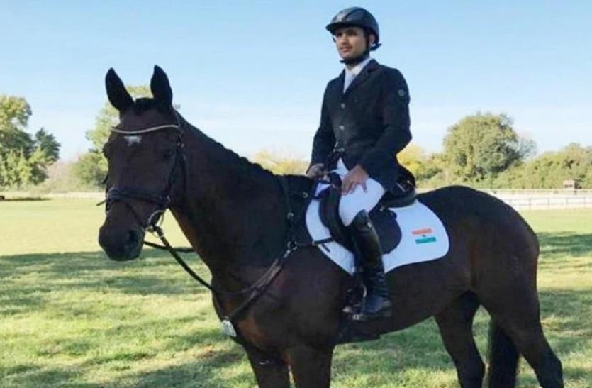 उलझन में भारतीय घुड़सवार फवाद मिर्जा, ओलंपिक में कौन सा घोड़ा लेकर जाएं