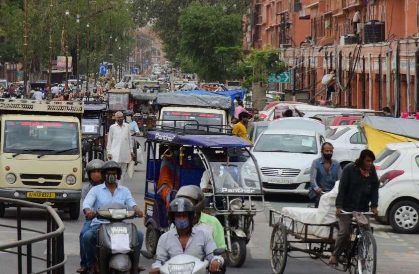 जबलपुर में फिर लग सकता है लॉकडाउन! बाजारों में उमड़ी भीड़ बन सकती है कोरोना चेन- देखें वीडियो