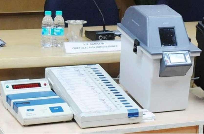 EVM पर सवाल खड़े करने वालों को जवाब, 5 राज्यों के विधानसभा चुनावों में VVPAT टैली डेटा 100% सही