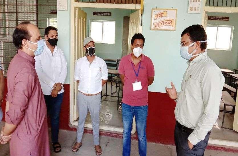 रतलाम शहर में प्रशासन की 'टीकाकरण प्रोत्साहन पहल'