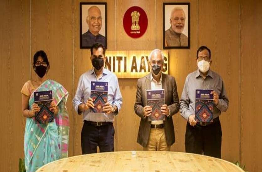 नीति आयोग के एसडीजी भारत सूचकांक में शीर्ष पर केरल, बिहार सबसे निचले पायदान पर