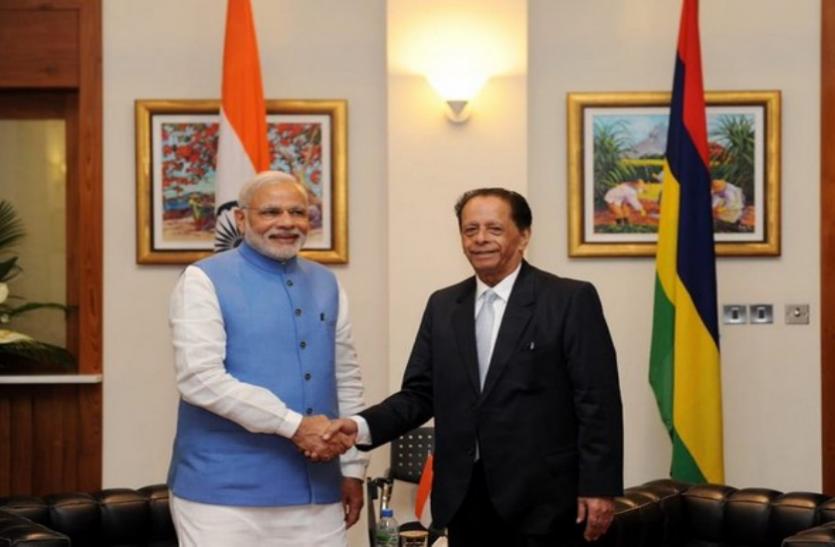 मॉरीशस के पूर्व राष्ट्रपति अनिरुद्ध जगन्नाथ के निधन पर भारत में एक दिन का राजकीय शोक घोषित