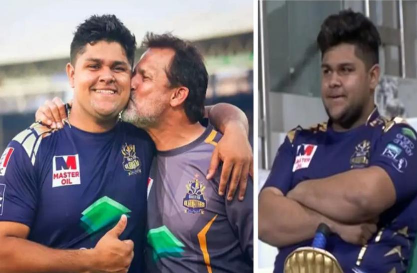 पाकिस्तान टीम में आजम खान के सलेक्शन पर फैंस नाराज, कहा- पिता की वजह से हुआ