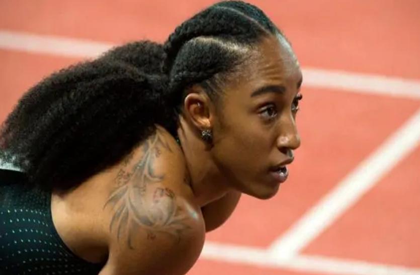 ओलंपिक गोल्ड मेडलिस्ट ब्रियाना मैकनील पर लगा पांच साल का बैन, जानिए वजह