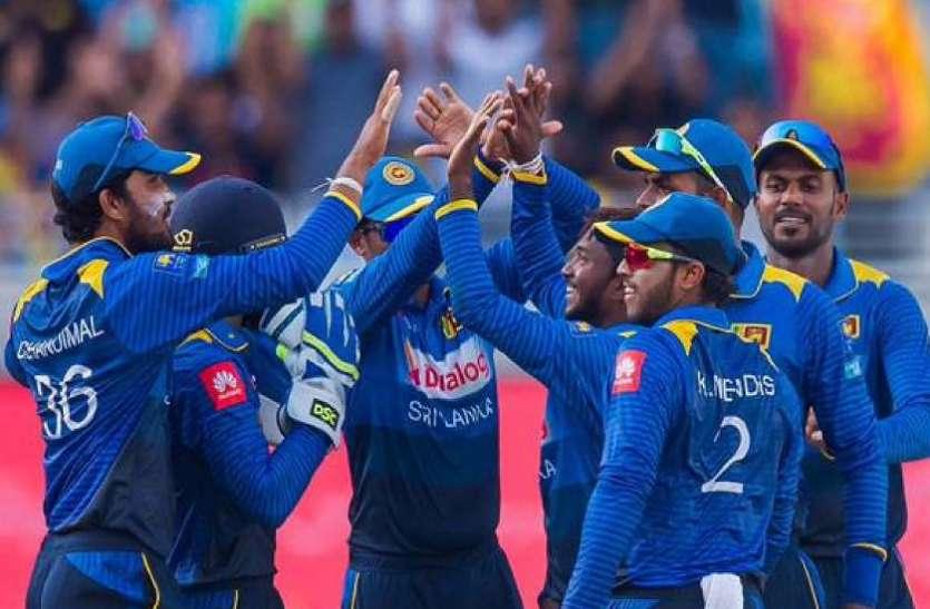 श्रीलंका क्रिकेट में घमासान, 38 खिलाड़ियों ने सेंट्रल कॉन्ट्रैक्ट पर साइन करने से किया इनकार