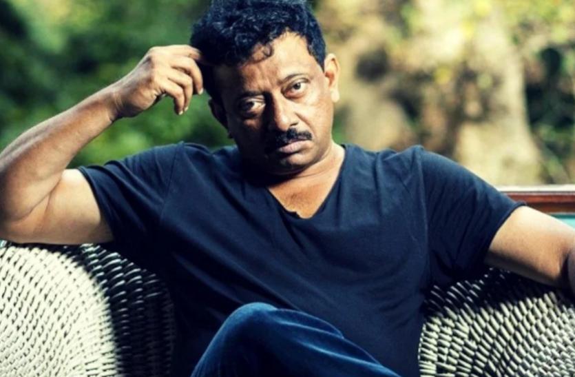 एक्ट्रेस की जांघ चूमते नजर आए फिल्ममेकर राम गोपाल वर्मा, लोगों ने किया ट्रोल