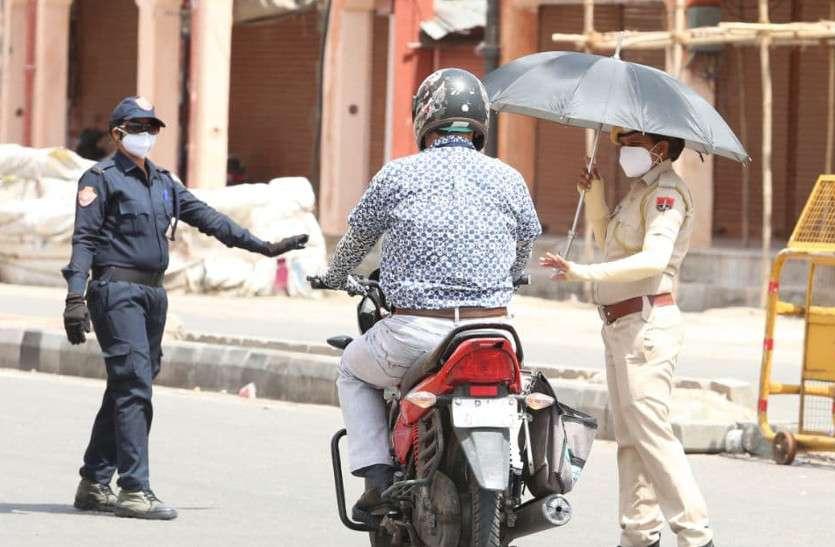 राहतः जयपुर जिले में 100 के कम मिले नए केस, 23 इलाकों में मिला एक-एक संक्रमित