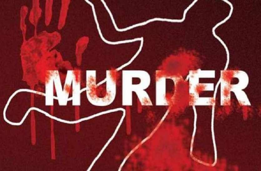 कोरोना कर्फ्यू में सरेराह युवक की हत्या