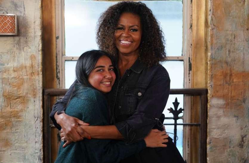Prajakta Koli Wins Emmy Nomination For Documentary With Michelle Obama
