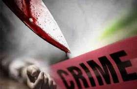 VIDEO: युवक की हत्या, घटना की सूचना पर पहुंची पुलिस