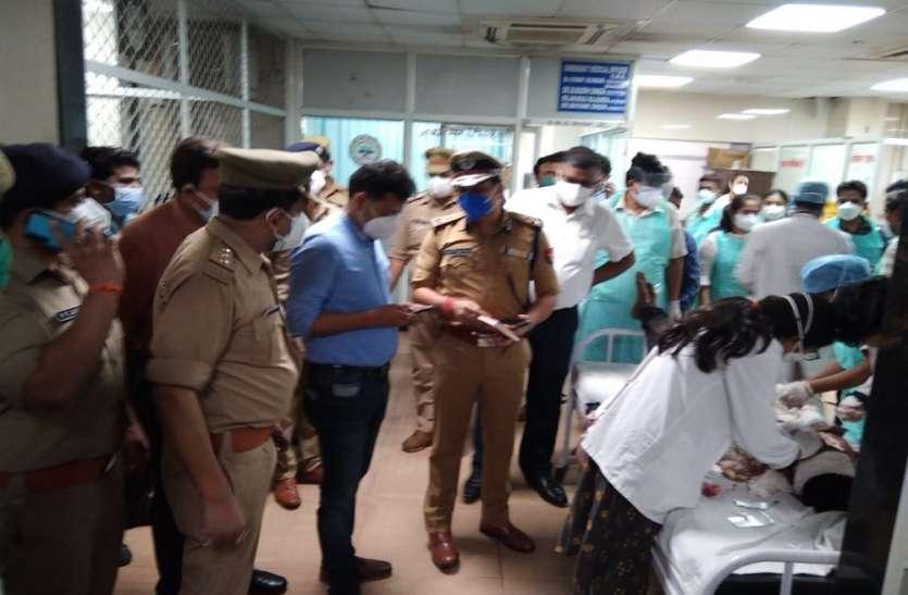 कानपुर में भीषण सड़क दुर्घटना, बस-टेंपो की टक्कर में 16 लोगों की मौत और डेढ़ दर्जन घायल