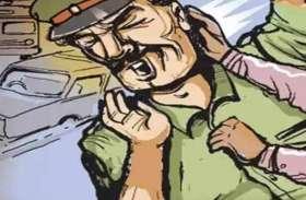 पुलिस लाइन में हाइवाेल्टेज ड्रामा, महिला कांस्टेबल ने बाबू काे जड़ा थप्पड़