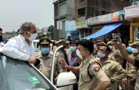 सहारनपुर में हैंडपंप मामला गरमाया दो विधायक गिरफ्तार, हंगामा