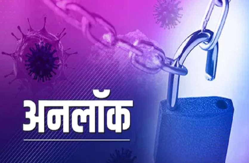 Unlock: सामाजिक, धार्मिक, राजनीतिक गतिविधियों पर अभी जारी रहेगी पाबंदी