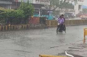 VIDEO: तीन दिन तक बारिश के आसार, 30 किमी प्रति घंटा की रफ्तार से चली हवाएं