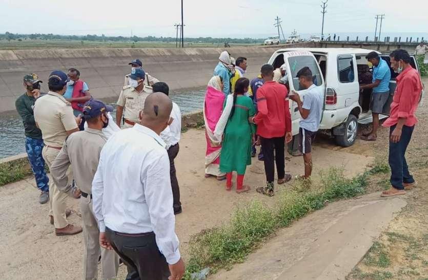 मार्निंगवाक पर निकली युवती ने नहर के किनारे सेल्फी खींचकर दोस्त को भेजी, शव बरामद