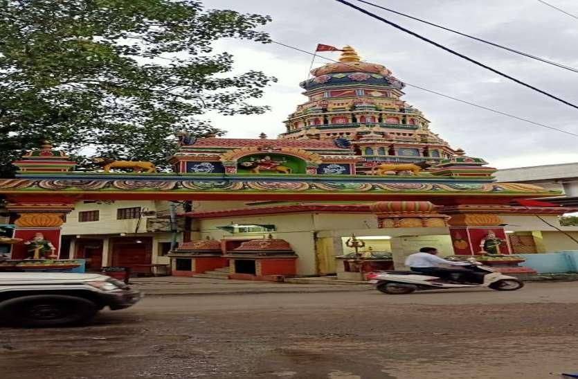 Heritage: दक्षिण भारत के कारीगरों ने किया था इस मंदिर का निर्माण, 51 फीट ऊंचा है गुंबज