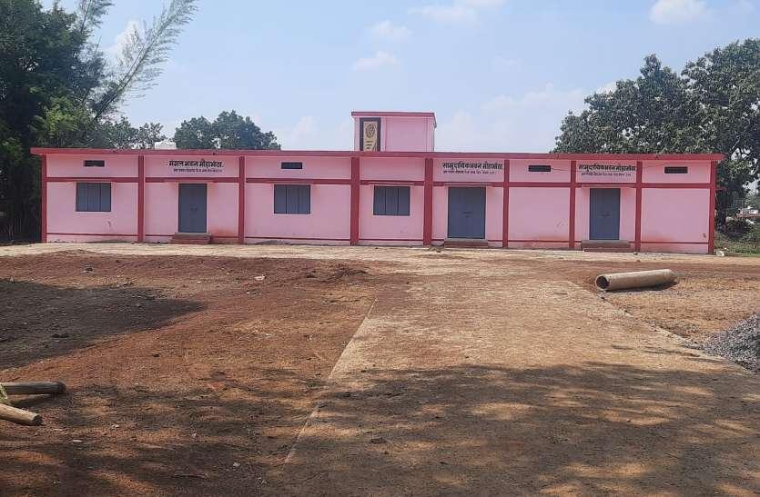 Breaking news मंत्री के गांव में एक भी स्वास्थ्य केंद्र नहीं, सरपंच को चिंता तीसरी लहर की