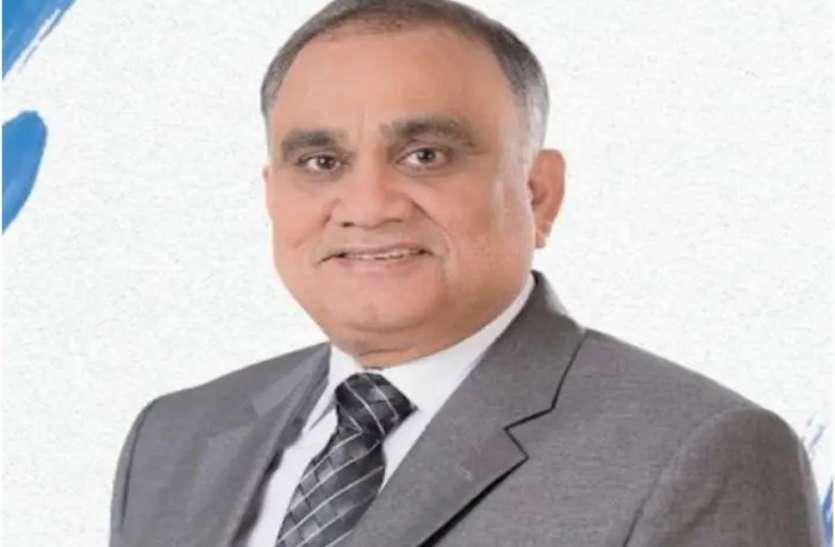 योगी सरकार में मुख्य सचिव रहे रिटायर्ड आईएएस अधिकारी अनूप चंद्र पाण्डेय बने निर्वाचन आयुक्त