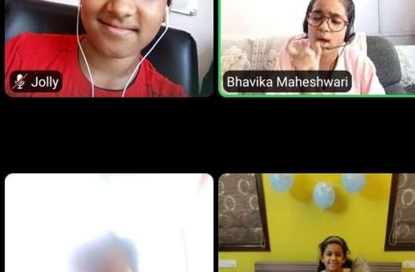 SOCIAL PRIDE NEWS: वेबिनार में पब्लिक स्पीकर बनने की दी सीख