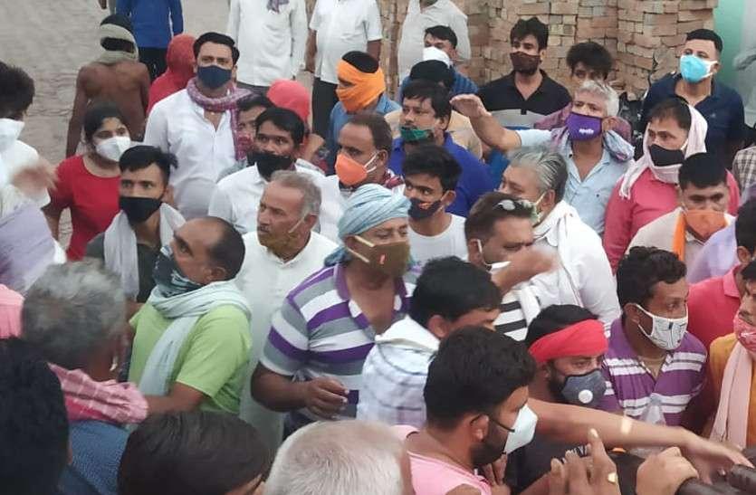 बीकानेर जिले में एक घर से उठी पांच अर्थियां, रो पड़ा पूरा कस्बा