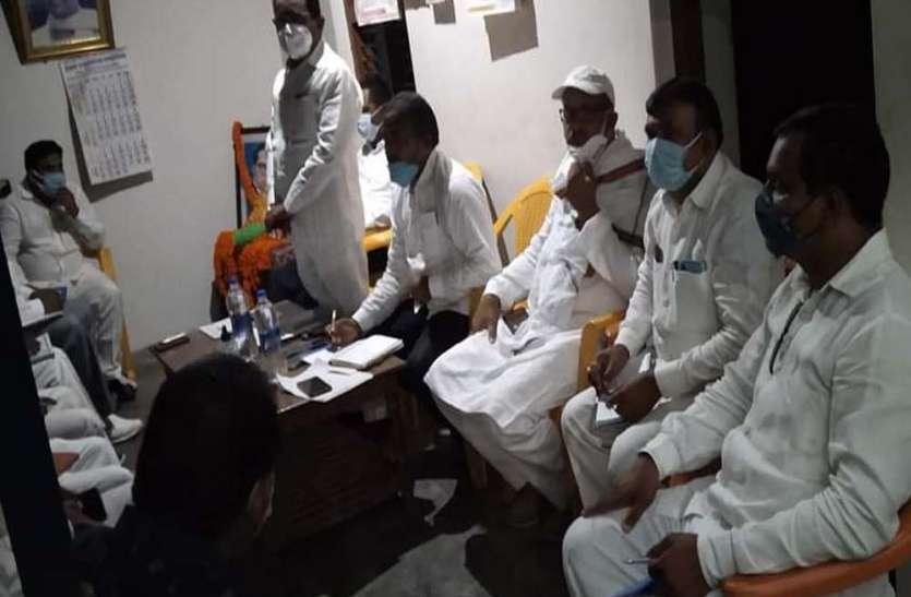 सपा की राह पर चली बसपा, अरविंद कुमार को दोबारा बनाया जिलाध्यक्ष