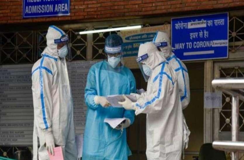 प्रदेश में मिले 520 नए कोरोना संक्रमित