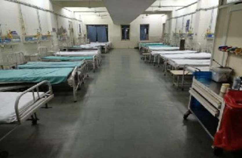 जयपुर में अब भी 100 पार नए संक्रमित