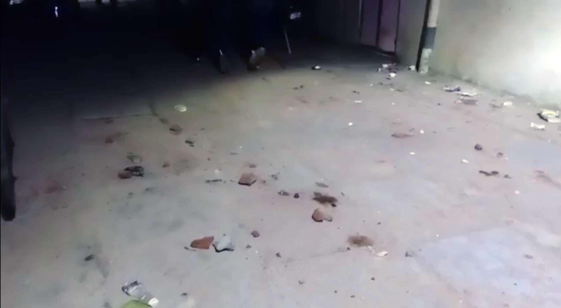 पथराव