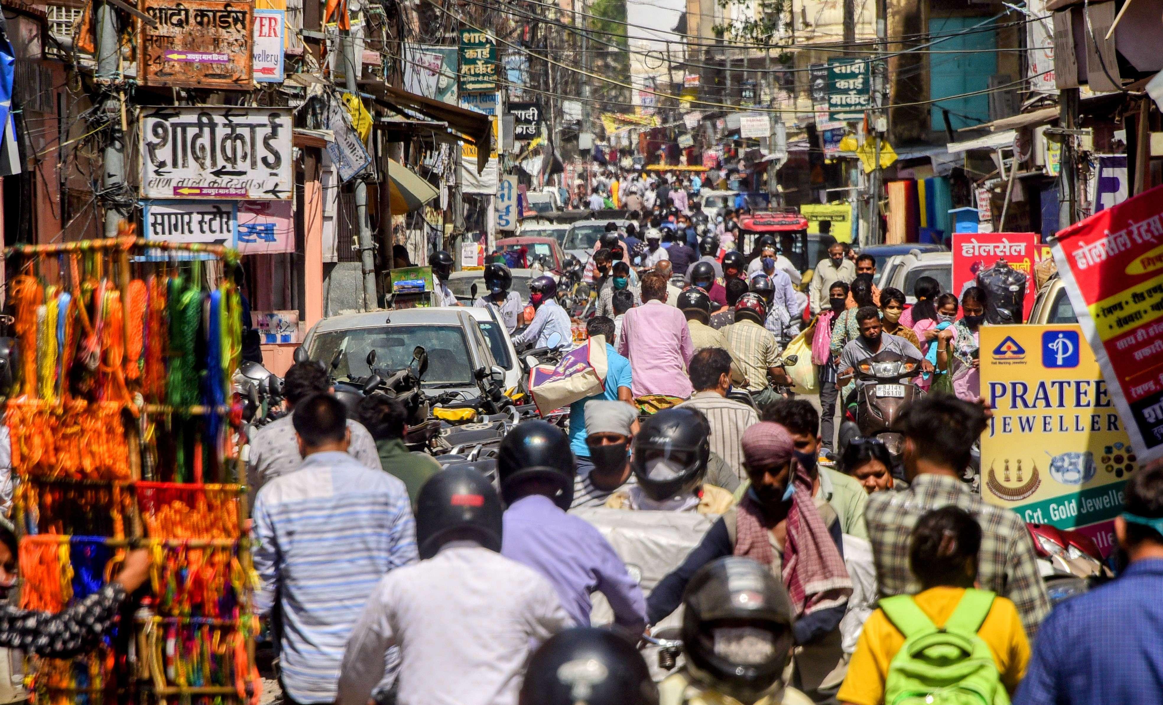 market reopen in modified lockdown